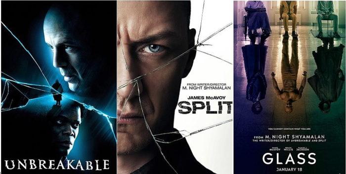 Glass Trilogie